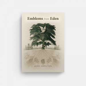 James Hamilton book Emblems from Eden