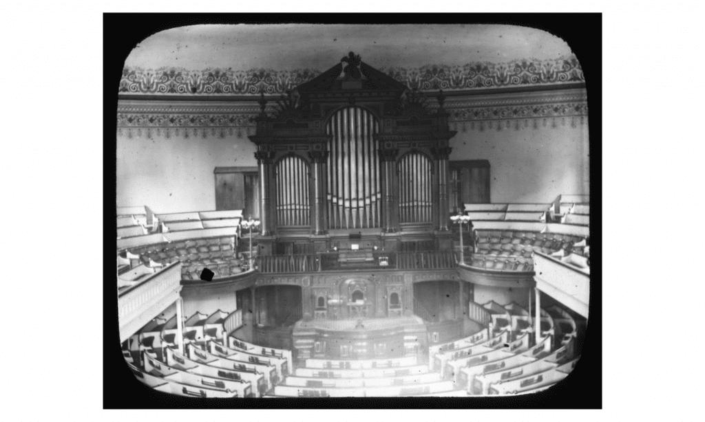 Plymouth Church Brooklyn